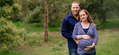 Maternity Portrait Photographer Melbourne