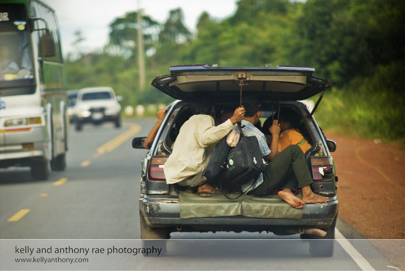 Toyota Camry - Anthony and Kelly Rae Photography - Cambodia