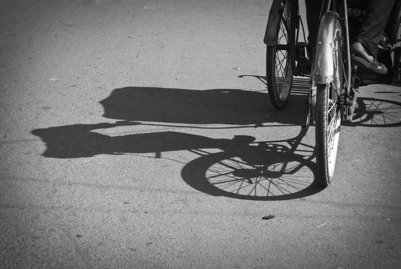 Cyclo Silhoulette