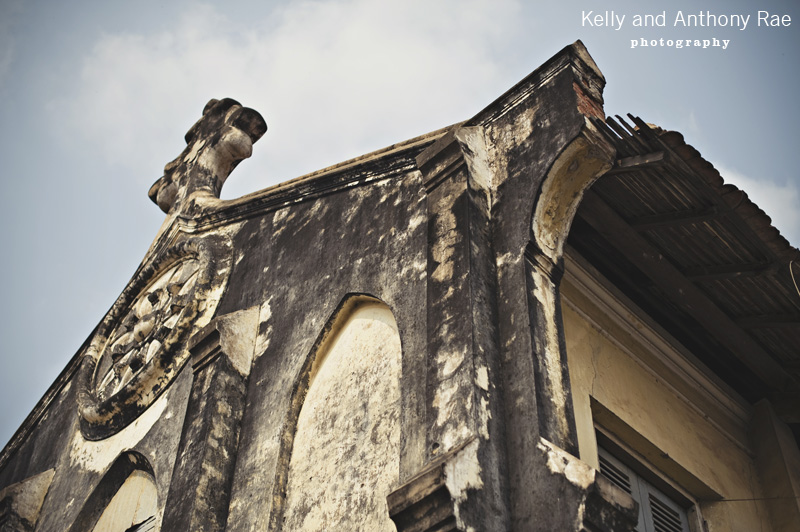 A photo a day - day 12 old church, phnom penh
