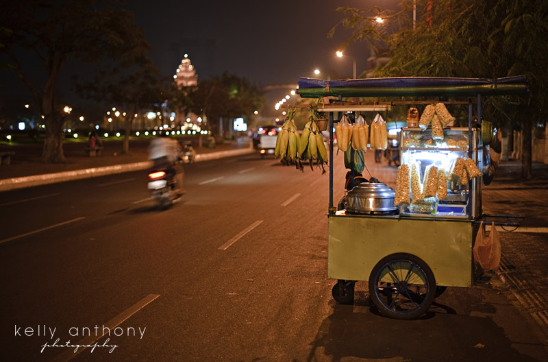 Weekly Photo, Phnom Penh Night Photography