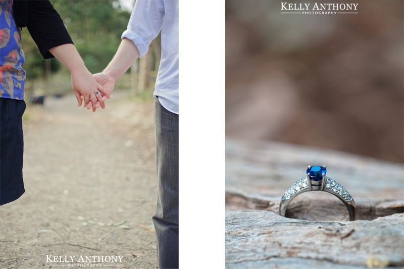 Jess and Paul - Engagement Photography Melbourne