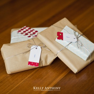 Christmas presents kelly anthony photography