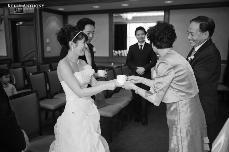 Chinese Tea Ceremony Wedding