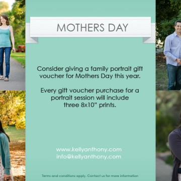 Mothers day family sessions 2014