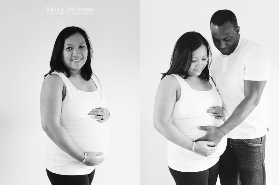 Maternity Portraits Montmorency