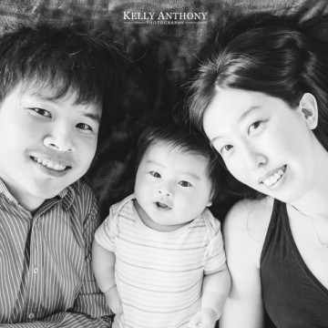 Portrait Photographer Melbourne - Lin Family