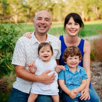Family Portrait Photography Malvern Glen Iris Armadale
