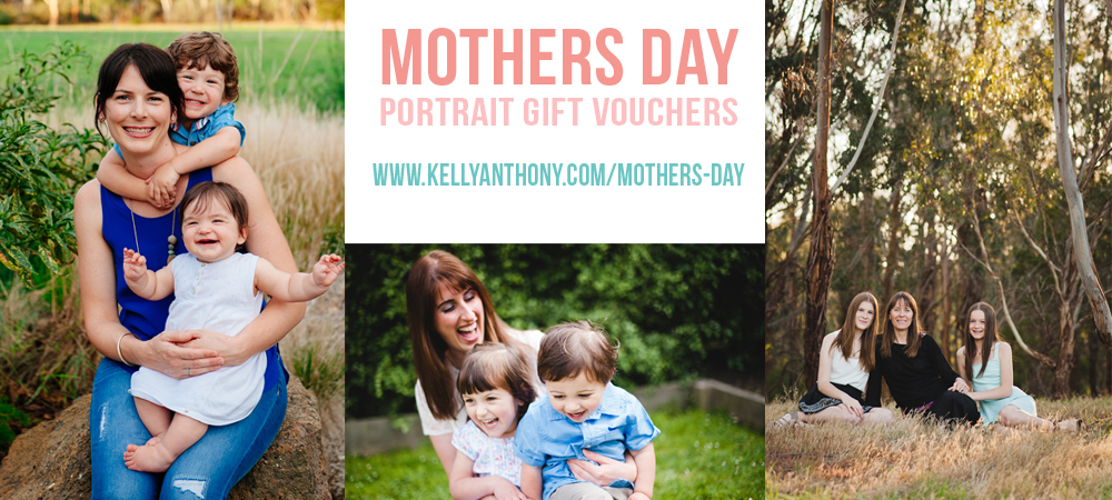 Mother's Day Portrait Photography