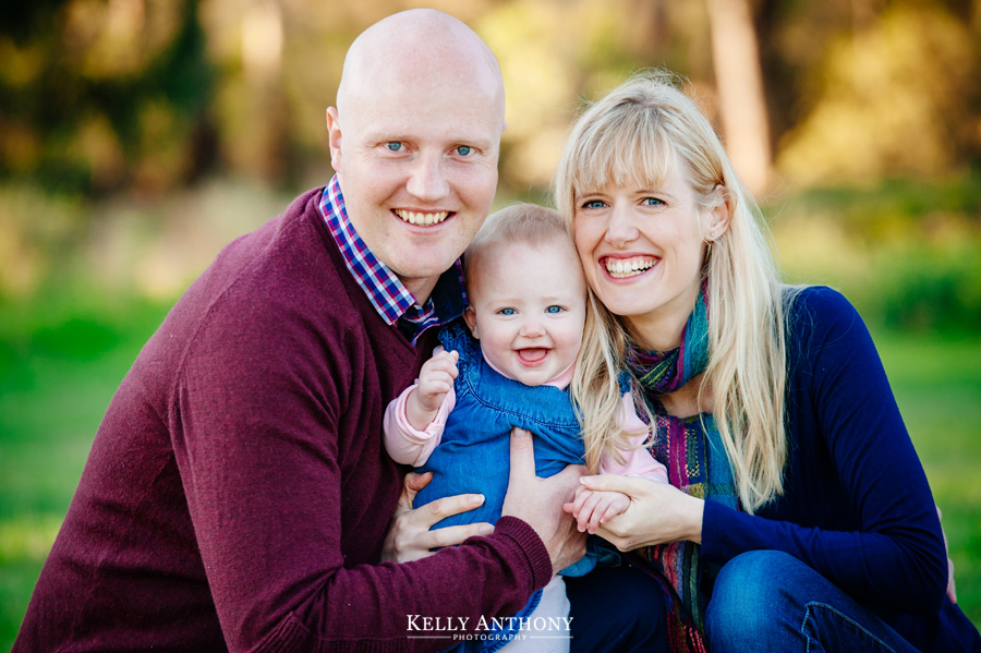 Family Portrait Blackburn, Doncaster, Donvale : Kelly