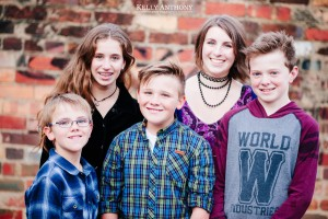 Watsonia Family Photographer