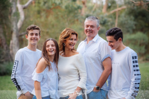 Canterbury family portraits